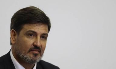 Novo diretor-geral da Polícia Federal, Fernando Queiroz Segovia Oliveira. Foto de Jorge William /Agência O Globo