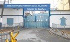 Internautas tiraram sarro de políticos presos em Benfica Foto: Reprodução/Redes sociais