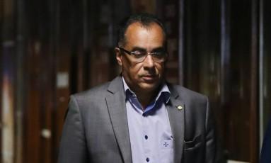 O deputado Celso Jacob (PMDB-RJ) Foto: Givaldo Barbosa/Agência O Globo/30-03-2017