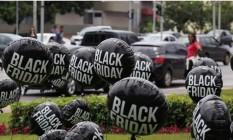 Black Friday acontece nesta sexta-feira Foto: Michel Filho/Agência O Globo
