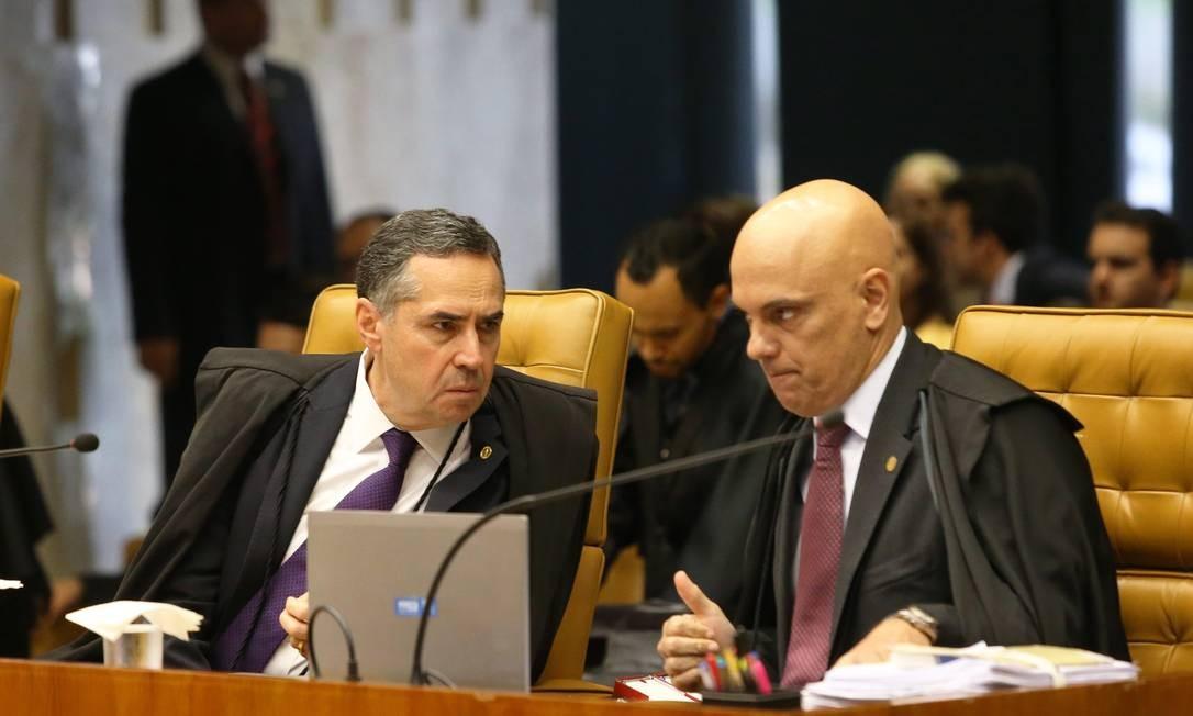 Moraes vota para restringir foro privilegiado, mas discorda do ...