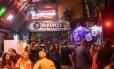 Em 20 anos de rock'n roll, o bar nunca se rendeu a outros gêneros