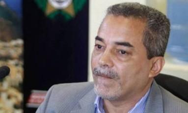 Delegado Fernando Cesar foi condenado por crimes como lavagem de dinheiro, organização crimonosa e extorsão mediante sequestro Foto: Reprodução