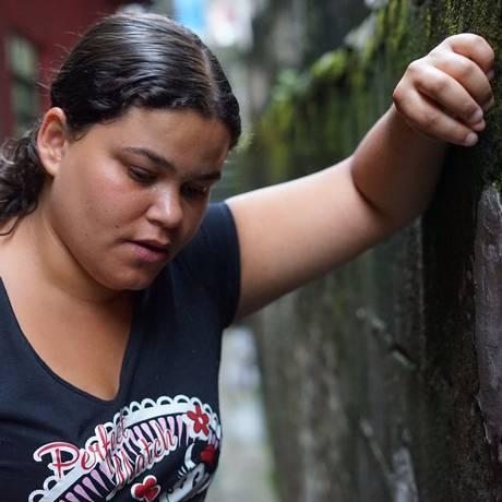 Rebeca Mendes pediu ao STF direito ao aborto Foto: Anis e Think Olga