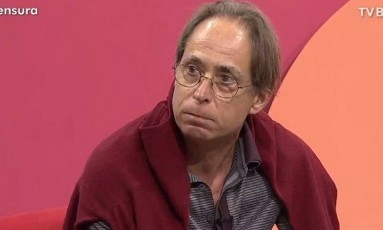 Pedro Cardoso no 'Sem censura' Foto: Reprodução