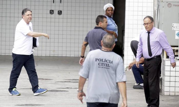 Garotinho diz ter sido vítima de agressão em cadeia no Rio