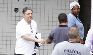 O ex- Governador Anthony Garotinho Foto: Marcelo Theobald / Agência O Globo 24/11/2017