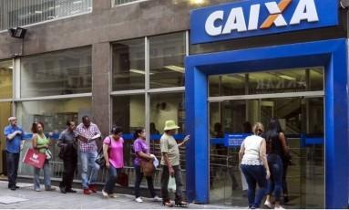 Agência da Caixa Econômica Federal Foto: Arquivo - Agência O Globo