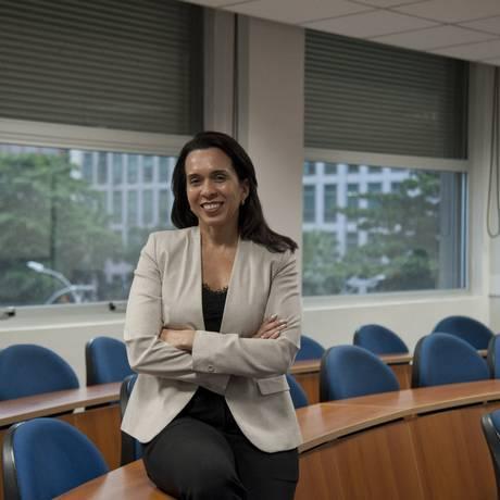 Renata Nogueira, coordenadora-geral de Pós-graduação do Ibmec/RJ Foto: Adriana Lorete