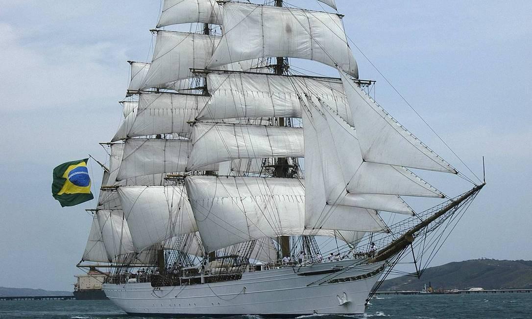 Visita ao Navio Velereiro Cisne Branco. Com 76 metros de comprimento, o veleiro está aberto a visitação no Espaço Cultural da Marinha (no Boulevard Olímpico, perto da Candelária). Dom, do meio-dia às 17h. R$ 10. Foto: Divulgação
