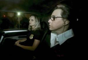 Adriana Ancelmo foi presa novamente em regime fechado Foto: Marcelo Theobald / Agência O Globo