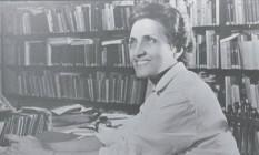 500 ANOS - BRASIL 500 ANOS - REGIONALISMO - CECÍLIA MEIRELES, EM FOTO DE 1965. CDI Foto: A autora Cecília Meireles, que tem sua obra relançada / Arquivo