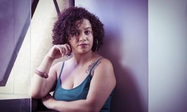 Camila Mantovani, uma das criadoras da Frente Evangélica pela Legalização do Aborto Foto: Leo Martins / Agência O Globo