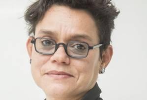 Jacqueline Muniz, antropóloga e professora do Departamento de Segurança Pública da UFF Foto: Analice Paron / Agência O Globo