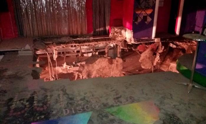 Colapso do chão em discoteca nas Canárias faz 22 feridos