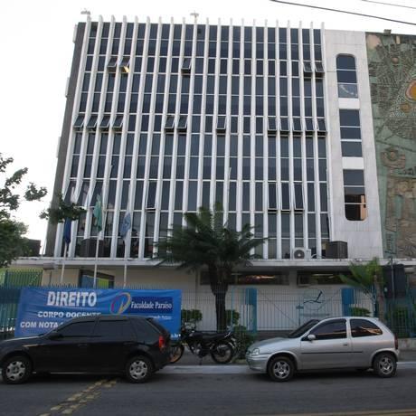Fachada da Universidade Paraíso em São Gonçalo Foto: Marco Antônio Cavalcanti / Agência O Globo