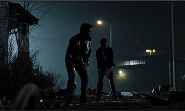 Brad Pitt e Edward Norton em 'Clube da luta' Foto: Divulgação