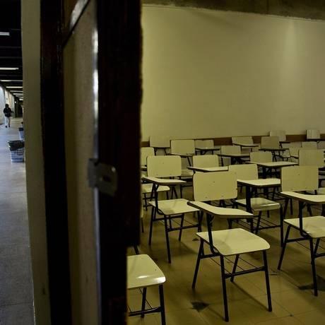 Maior parte dos brasileiros nessa situação na faixa etária de 18 a 24 anos Foto: Paula / Agência O Globo