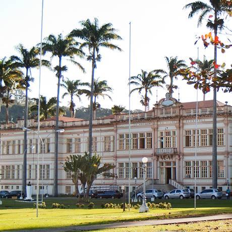 Universidade Federal de Viçosa (UFV) se destacou na avaliação Foto: Divulgação