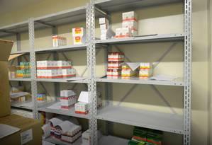Faltam medicamentos no Hospital Federal de Bonsucesso Foto: Divulgação Cremerj