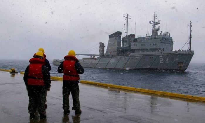 Emissora argentina revela última mensagem enviada pelo submarino desaparecido