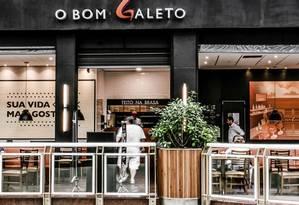 Gastronomia. O Bom Galeto é uma das novidades do Boulevard Foto: Yulli Nakamura / Divulgação/Yulli Nakamura