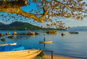 Florianópolis, capital de SC Foto: Leonardo Sousa