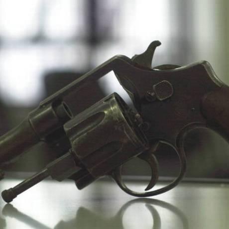 Estatuto do Desarmamento foi sancionado em 2003 Foto: Emerson Souza / Agência O Globo