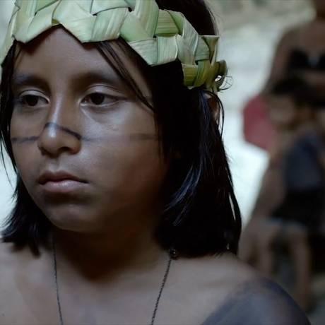 Cena do filme 'Antes o tempo não acabava' Foto: Divulgação