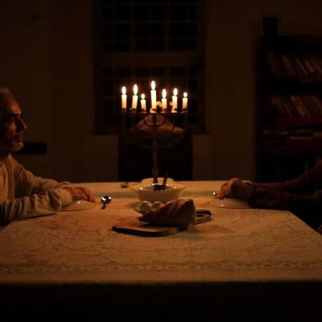 Cena do flme 'A lamparina da aurora' Foto: Divulgação