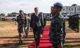 Subsecretário-Geral da ONU para Operações de Paz, Jean-Pierre Lacroix, visita Malakal, no Sudão do Sul