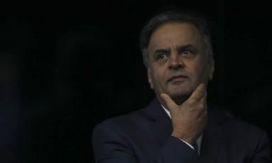 Osmar Serraglio disse que o senador Aécio Neves tentou alterar o curso da Lava Jato Foto: Ailton de Freitas / Agência O Globo / 4-7-17