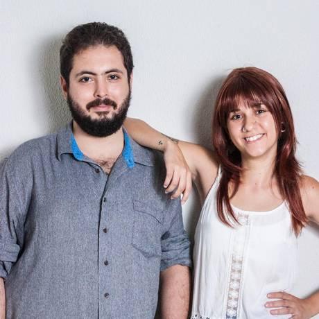 Miguel Rabello e Luísa Lacerda Foto: Divulgação