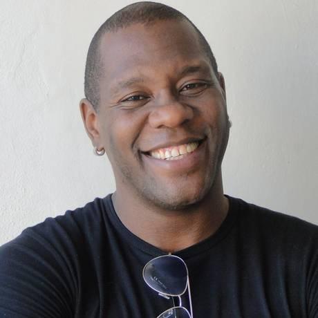 Thogun Teixeira, ator e rapper Foto: divulgação