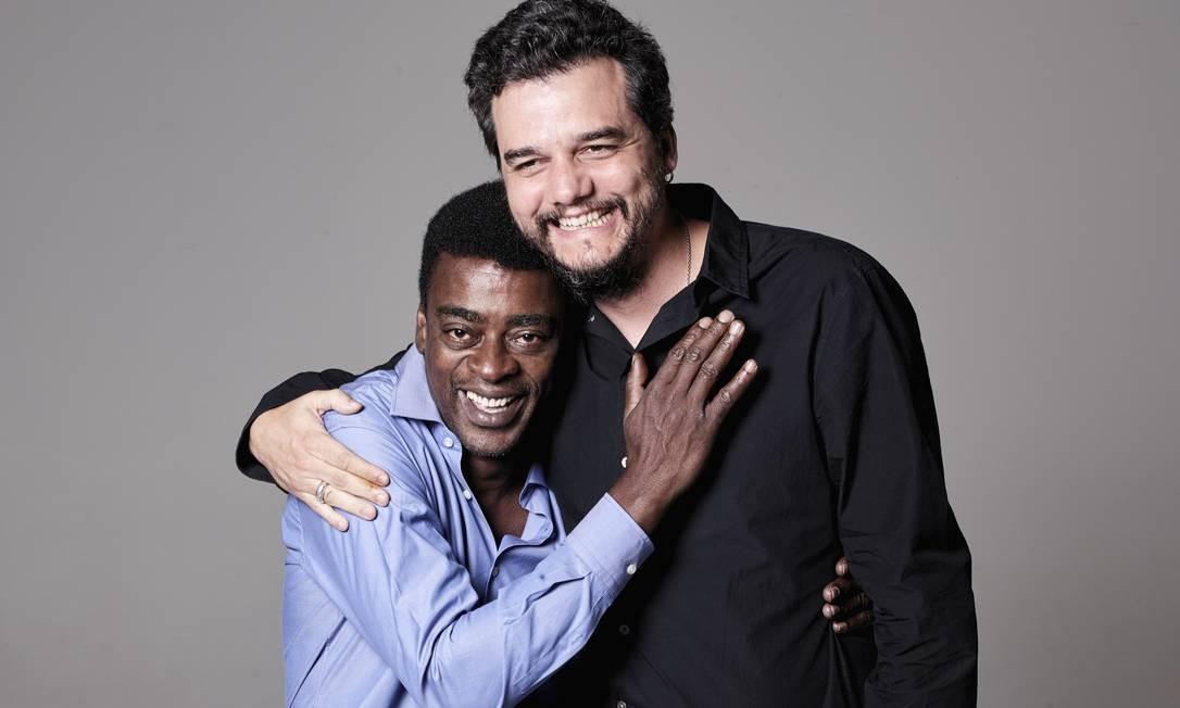 Wagner Moura vai dirigir Seu Jorge em filme sobre Carlos Marighella Foto: Bob Wolfenson / Divulgação