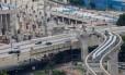 Atrasada, obra de Monotrilho na Zona Sul de São Paulo será uma das beneficiadas por novo pedido de financiamento