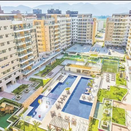 No Recreio. O Park Premium, da Calçada, vai oferecer unidades de três quartos a partir de R$ 489 mil Foto: Divulgação