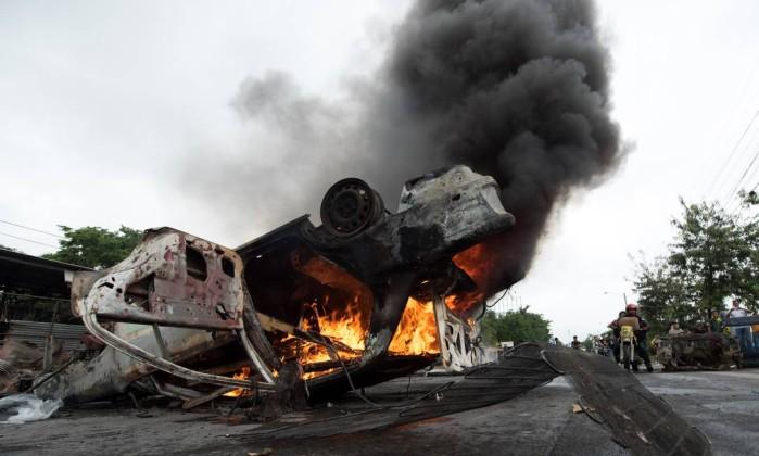 Honduras decreta estado de exceção e toque de recolher