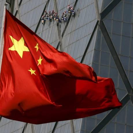 Estados Unidos se opõe à ideia de a China ser reconhecida como economia de mercado Foto: KIM KYUNG-HOON / Reuters