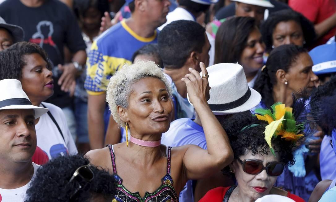 Pela primeira vez o evento acontece sem o patrocínio da prefeitura Domingos Peixoto / Agência O Globo