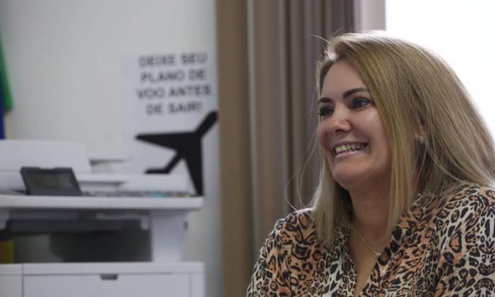 Resultado de imagem para Ana Cristina Valle, ex de Bolsonaro