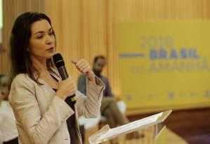 Ilona Szabó Foto: Marcelo Theobald / Agência O Globo