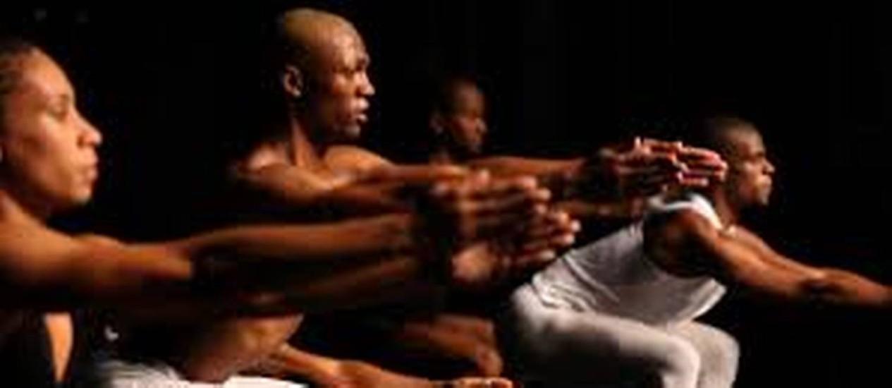 Um filme de dança (2013) Foto: Divulgação