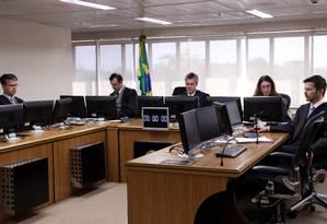 Desembargadores da 8ª Turma do TRF4 vão decidir sobre recurso de Lula no caso do tríplex Foto: Sylvio Sirangelo/Divulgação TRF4 27/6/2017