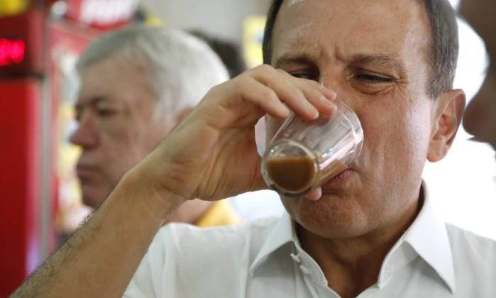 Reprovação a Doria em SP triplica e atinge 39%