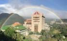 Arco-íris de 9 horas de duração pode ser recorde mundial Foto: Reprodução