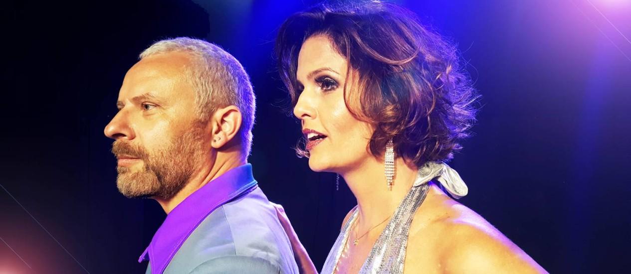 Robson Camilo e Erika Riba cantam sucessos de artistas da MPB desprezados pela crítica Foto: Divulgação / Gustavo Wabner