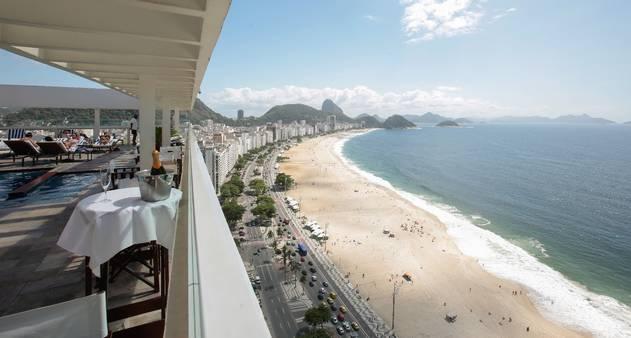 Hotéis da Zona Sul apostam em festas e bufês para atrair o público na noite  do réveillon - Jornal O Globo d2b149a7f2