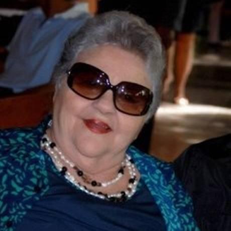 A mãe do ex-ministro Geddel Vieira Lima, Marluce Vieira Lima Foto: Agência O Globo