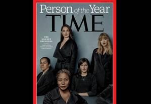 Mulheres que denunciaram assédio são